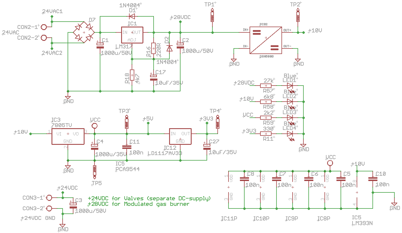 Emiles Home Brewing Site Hardware Elektronics 24 Vdc Power Supply Schematic Back To The Top Of Page
